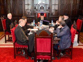 Comisie teologică pentru cercetarea vieţii şi activităţii Părintelui Arsenie Boca (prima şedinţă de lucru)