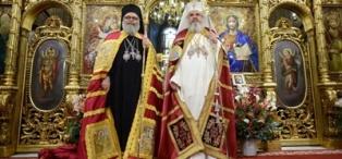 Patriarhul Antiohiei și al Întregului Orient vizitează Patriarhia Română