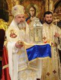 Sfânta Lumină de la Mormântul Sfânt