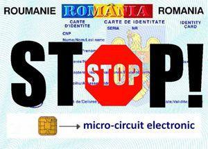Memoriu privind documentele electronice nesecurizate (propunere legislativă)