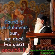 Putem avea duhovnic și în parohie și la mănăstire?
