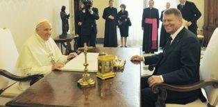 Papa Francisc a acceptat invitația de a vizita România. BOR și-a dat acordul