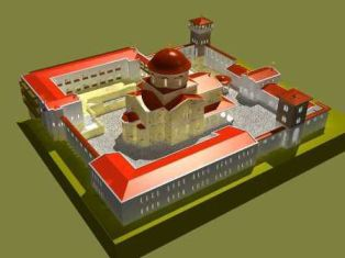 Mănăstire închinată deţinuţilor de la Poarta Albă