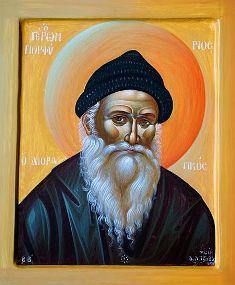 Sf. Porfirie cel nou, făcătorul de minuni (canonizat pe 27 noiembrie 2013)