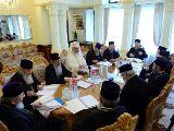 Ședință a Comisiei pentru Statut și regulamente a Sfântului Sinod