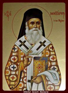 Sfântul Nectarie de Eghina - minuni și învățături duhovnicești