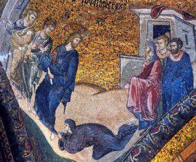 Necurăția femeii și participarea la Sfintele Taine ale Bisericii