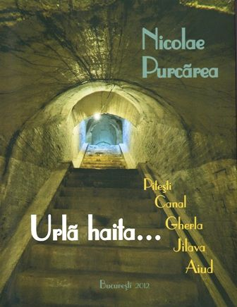 Urla haita... Pitesti, Canal, Gherla, Jilava, Aiud  - Nicolae Purcărea (CARTE)