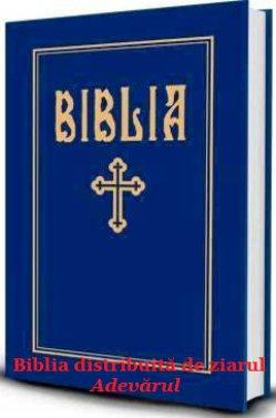 Atenţionări cu privire la textul Bibliei