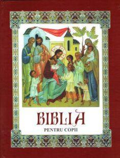 Biblia pentru copii - Noul Testament (CARTE)