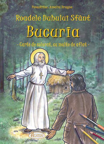 Roadele Duhului Sfânt - vol.9. BUCURIA.  - Amalia Dragne (CARTE)