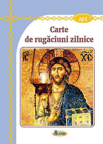 Carte de rugăciuni zilnice -   *** (CĂRTI)