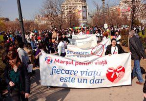Clarificare a Patriarhiei privind Marșul pentru viață 2017