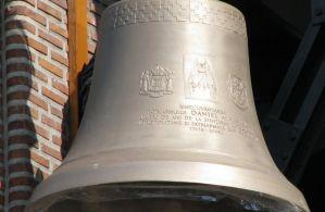 Patriarhia Română, despre chipul Patriarhului Daniel pe clopotele de la Catedrala Neamului