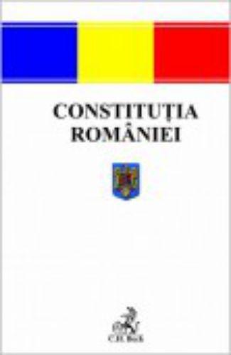 CONSTITUŢIA Romaniei (Editia 2)