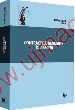 Contractele nenumite in afaceri. Conferinta de drept comercial Cluj 8-9 iunie 2017
