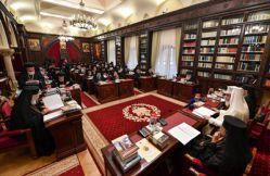 Ședință solemnă și ședință de lucru ale Sfântului Sinod al BOR - decizii istorice
