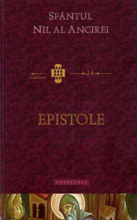 Epistole - Sfantul Nil al  Ancirei (CĂRȚI)