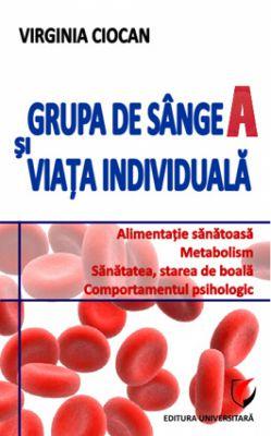 ¤ Grupa de sânge A și viața individuală