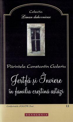 Jertfă și înviere în familia creștină astăzi
