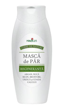Mască de păr regenerantă, 250 ml