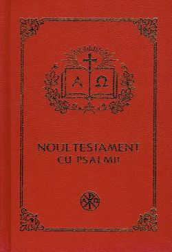 Noul Testament cu Psalmii (format mic - CARTE)