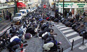 Sfârșit de săptămână cu soția în Parisul Musulman