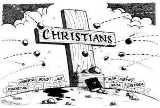 La fiecare cinci minute, un creştin devine martir. Se întâmplă în secolul 21