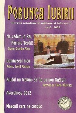 Revista Porunca iubirii (2009-nr. 6)