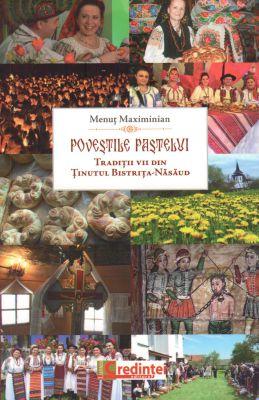 Poveștile Paștelui - Maximinian Menut (CARTE)