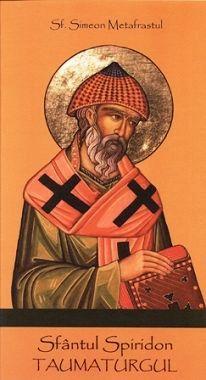 Sfantul Spiridon Taumaturgul