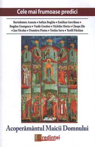 Acoperământul Maicii Domnului  - Marius Vasileanu (CARTE)