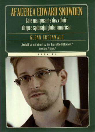 ¤ Afacerea Edward Snowden