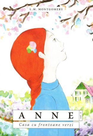 ¤ Anne. Casa cu frontoane verzi, vol. 2 - L.M. Montgomery (CARTE)