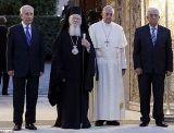 Papa Francisc: Noi nu ne rugăm împreună, ne întâlnim ca să ne rugăm