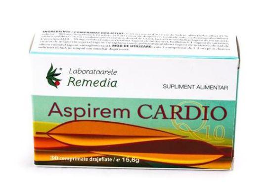 Aspirem Cardio (30 comprimate filmate)