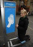Cabina telefonică de rugăciune