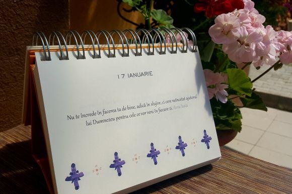 Un cuvânt pentru fiecare zi a anului din înțelepciunea pustiei -   *** (CARTE)