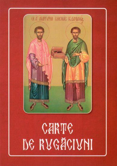 Carte de rugăciuni (broșată, scris normal, ed. Agapis)