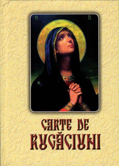 Carte de rugăciuni (cartonată, scris mare, ed. Agapis)