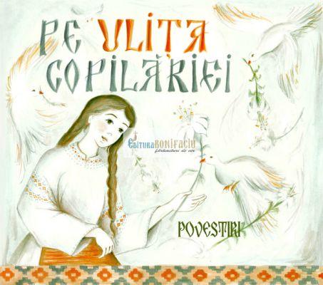 ´ CD - Pe ulița copilăriei - Povestiri