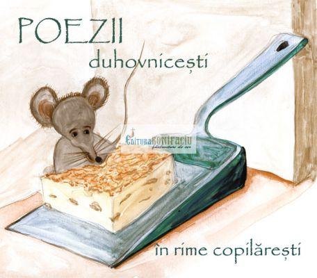 ´ CD - Poezii duhovnicești în rime copilărești
