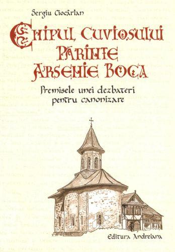 Chipul Cuviosului Parinte Arsenie Boca