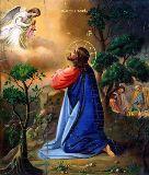 Rugăciunea lui Iisus în Grădina Ghetsimani