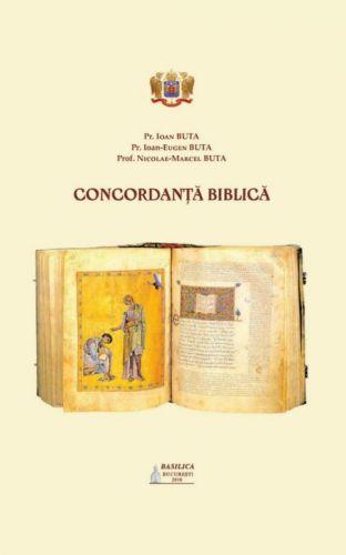 Concordanță Biblică - Pr. Ioan Buta (CARTE)