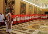 Papa Benedict al XVI-lea - împotriva homosexualităţii. Despre o mafie gay în Biserica Catolică.