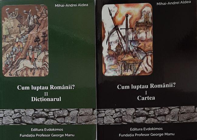 Cum luptau Românii? Vol. 1 Cartea + Vol. 2 Dicționarul