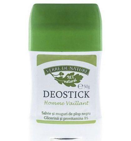 Deostick Homme Vaillant, 50 g (pentru bărbați)