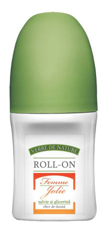 Deodorant Roll-on Femme Jolie, 50 ml (pentru femei)