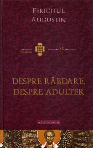 Despre răbdare, Despre adulter